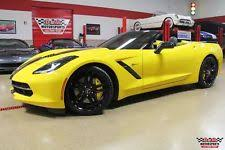 2014 chevrolet corvette stingray convertible 2014 corvette ebay
