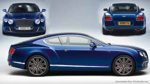 bentley sport coupe exclusive motors launches bentley continental gt speed in india