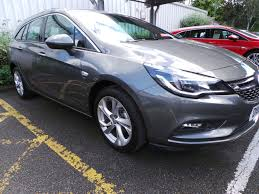 used vauxhall astra estate for sale motors co uk