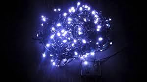 string lights 300 blue cool white superbright twinkle led