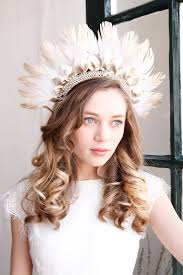 wedding headdress wedding headpieces that are for your beautiful boho wedding
