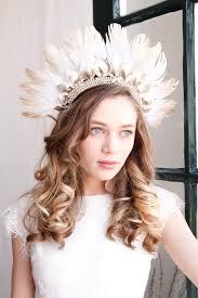 wedding headpiece wedding headpieces that are for your beautiful boho wedding