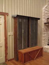 Entryway Armoire by Vintage Entryway Lockers How To Remodel Entryway Lockers U2013 Three