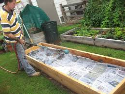 how to build a raised garden bed tutorial with decor