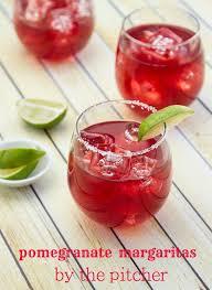Party Pitcher Cocktails - best 25 pomegranate margarita ideas on pinterest cocktail