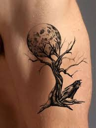 creepy tree asiftattooed com