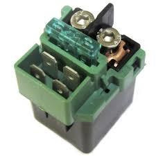 amazon com caltric starter solenoid relay fits honda vtx1300 vtx