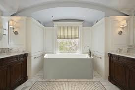 Bathrooms With Freestanding Tubs by Bathroom Design Fancy Round White Freestanding Tubs With Faucet