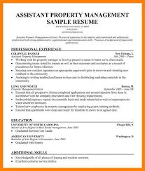 Trained New Employees On Resume 9 Property Manager Resume Quit Job Letter