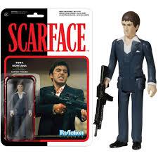 Scarface Home Decor Scarface Tony Montana Action Figure Walmart Com