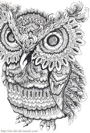 free coloring pages printable owl 3051 coloring pages