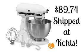 black friday kitchenaid rebate amazon kohls coupon code kitchenaid stand mixer just 89 74