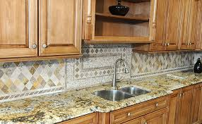 kitchen backsplash travertine travertine backsplash for kitchen designs backsplash