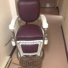 Barber Chair For Sale Best 1923 Barber Chair Emil J Paidar For Sale In Vaughan Ontario