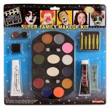 Baby Safe Halloween Makeup Amazon Com Super Jumbo Value Deluxe Family Makeup Kit Halloween