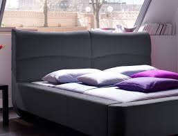 Schlafzimmer Bett 160x200 Polsterbett Cloude Bett 160x200 Cm Stoffbezug Anthrazit Doppelbett