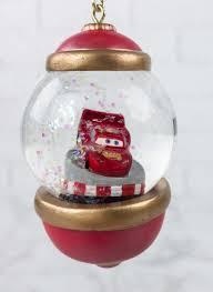 disney store 30th anniversary snowglobe ornament subscription