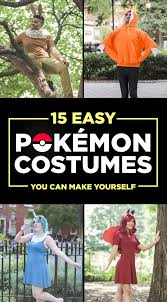 Charizard Pokemon Halloween Costume 15 Ridiculously Easy Pokemon Halloween Costumes