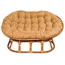 Leather Papasan Cushion by Blazing Needles Double Papasan Cushion Hayneedle