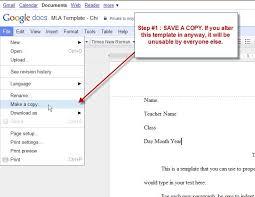 google docs mla template business plan template
