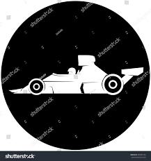 car logo black and white f1 icon car logo icon vector stock vector 409994194 shutterstock