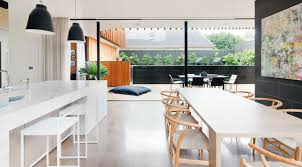 dining 20 best open plan living designs awesome minimalist