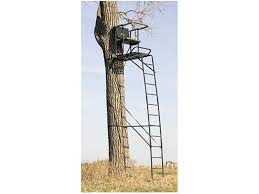 big treestands the luxury box ladder treestand mpn cr4300 s