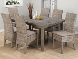 banana leaf outdoor dining chairs and tables weathered driftwood