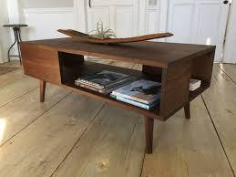 diy mid century modern coffee table coffee table fat boyid centuryodern coffee table with storage