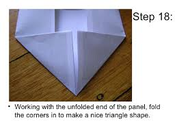 Origami Cd Cover - how to make a sausage cd cover
