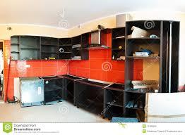 new kitchen furniture royalty free stock image new kitchen furniture stock images
