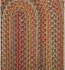 braided rug wool braided rugs usa made rugs plow hearth