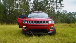 jeep compass 2017 roof 2017 jeep compass 4x4 limited hd road test review
