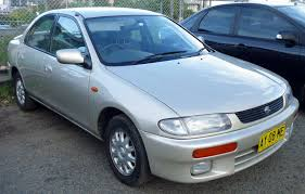 mazda 323f 1995 mazda 323 ba sedan pics specs and news allcarmodels net