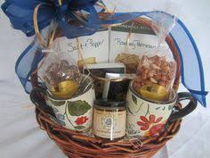 easy kitchen gift basket great idea for the realtors could very