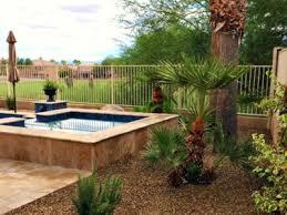 Landscape Mounds Front Yard - az nativescapes landscaping installation and remodeling