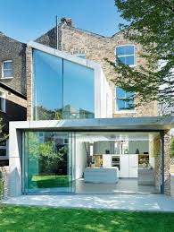 Contemporary Victorian Homes A Victorian Terraced House Extension Real Homes Conservatory