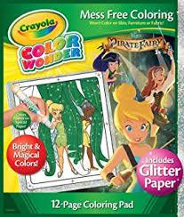 amazon crayola mess free color disney princess