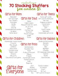 70 super stocking stuffers for under 5 natural beach living
