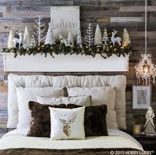 Winter Home Decorating Ideas by 35 Ways To Create A Christmas Wonderland In Your Bedroom