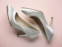 Wedding Shoes Extra Wide Width Rainbow Club Shoes Brides With Curves Wimborne Poole
