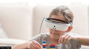 What Is Legally Blind Prescription Glasses This Smart Glasses Help The Legally Blind See But At A Steep Price