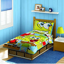 Spongebob Bedding Sets Interior Consumer Products Nickelodeon Spongebob