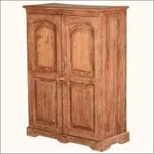 Reclaimed Wood Storage Cabinet Appalachian Rustic Reclaimed Wood Wardrobe Cabinet Armoire