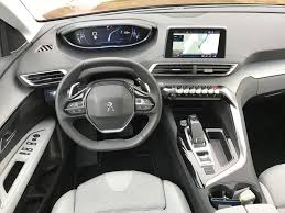 peugeot 3008 interior peugeot 3008 review webuyanycar
