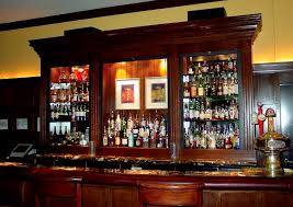 Home Bar Cabinet Small Corner Bar Cabinet U2013 Home Design And Decor