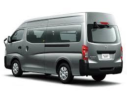 nissan van nv350 автомобили nissan nv350 в кузове микроавтобус e26 caravan salon