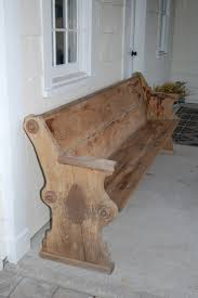 Church Pew Style Bench Bench Pew Benches For Sale Best Church Pew Images Pews Old Bench