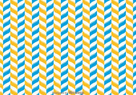 chevron pattern in blue orange and blue chevron pattern download free vector art stock