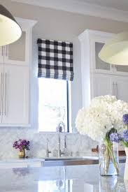 how to design a commercial kitchen best 25 faux roman shades ideas on pinterest kitchen curtains